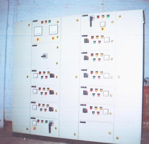 MCC Control Panel Manufacturers in Faridabad, Delhi, NCR ...