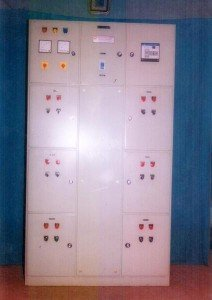 Manufacturer of Electrical Control Panels & Boards, APFC Panel, Control Panel, Electrical Control Panel & Control Panel Boards from Faridabad,