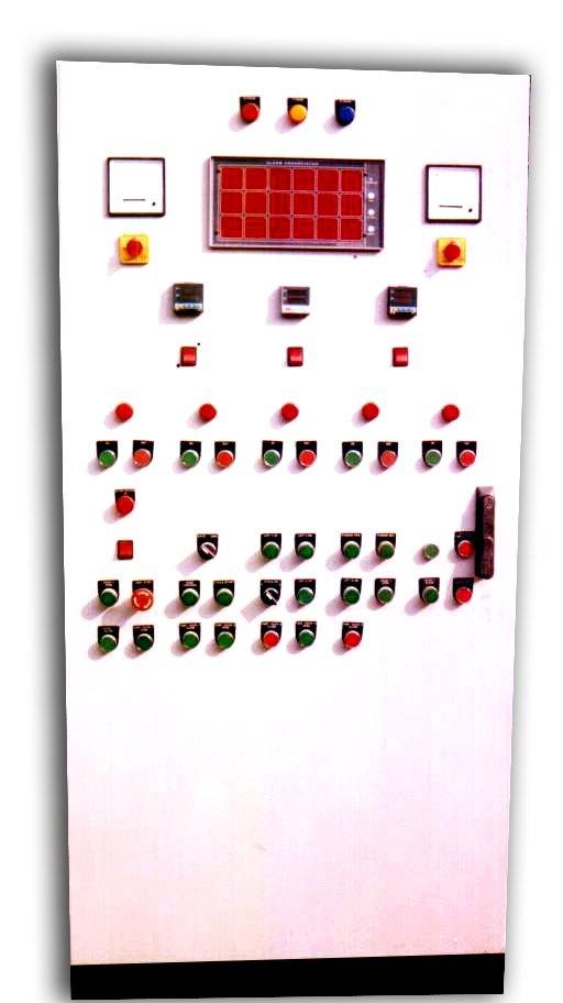 plc-control-panel, PLC-based-Electrical-Control-Panel